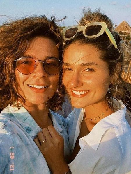 Sasha e João Figueiredo - Reprodução/Instagram