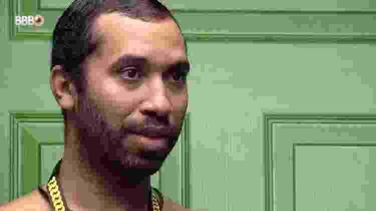 BBB 21: Gilberto é cobrado por Fiuk por não indicar Viih Tube ao paredão - Reprodução/Globoplay - Reprodução/Globoplay