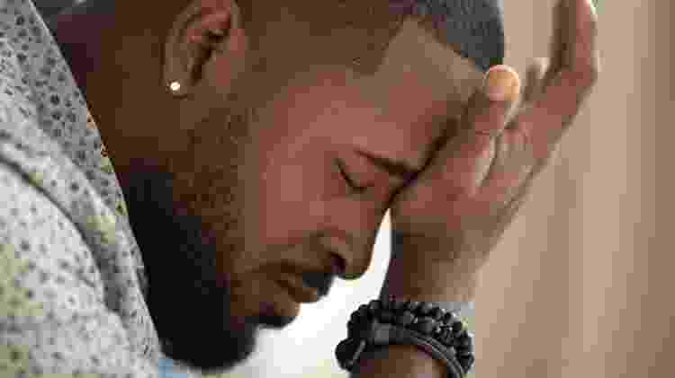 Tristeza, preocupação, depressão, ansiedade - fizkes/iStock - fizkes/iStock