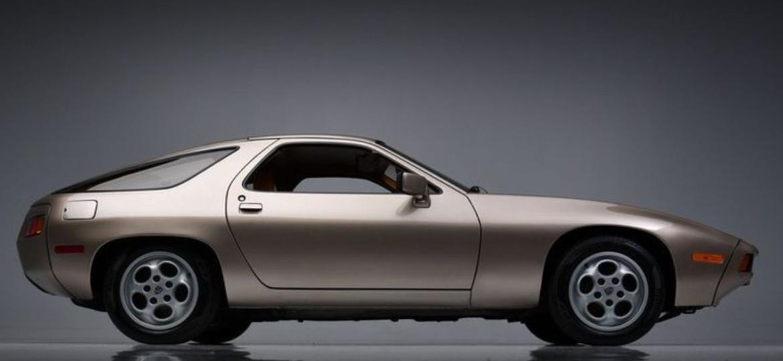 """Porsche 928 1979 usado em filme """"Negócio Arriscado"""" - Divulgação"""