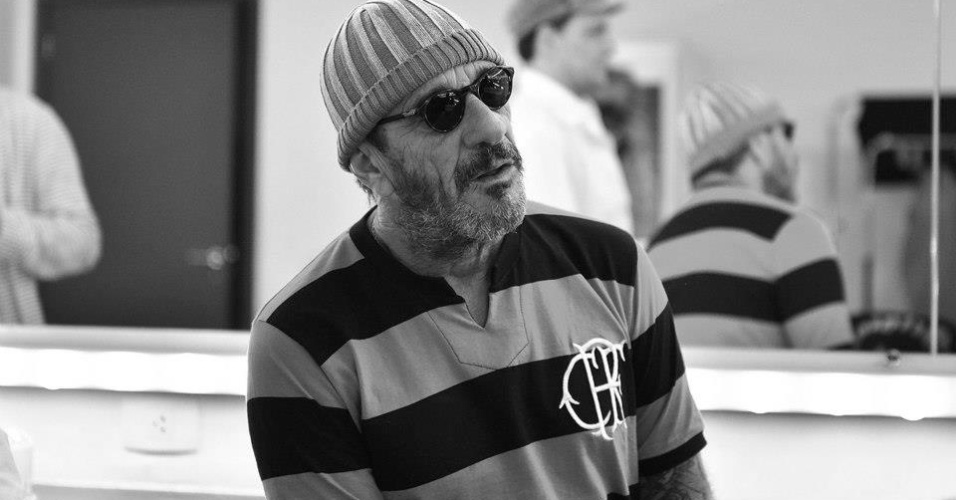 Peninha, percussioninsta do Barão Vermelho