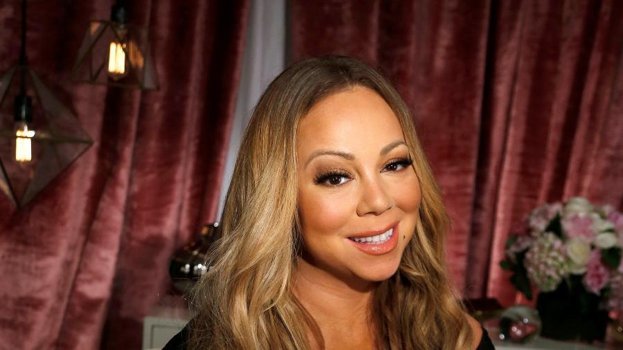 """Mariah Carey no lançamento do reality """"Mariah""""s World""""; cantora está sendo processada - Reuters"""