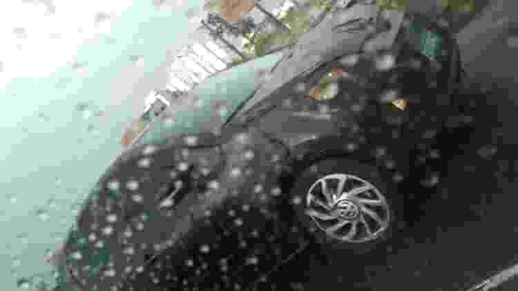 Volkswagen up! reestilizado flagra - UOL Carros - UOL Carros
