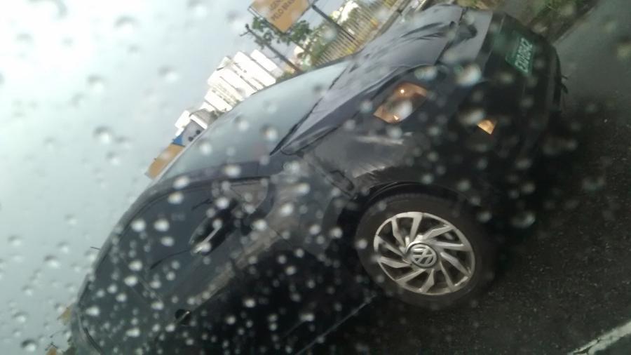 Unidade com dianteira camuflada foi flagrada por leitor nas proximidades da fábrica de São Bernardo do Campo - UOL Carros