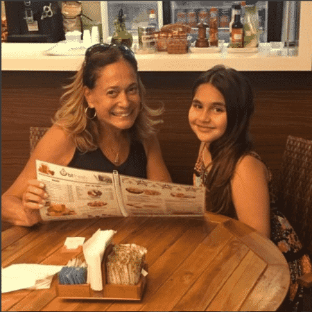 Susana Vieira e a afilhada, Maria Isabel - Reprodução/Instagram/susanavieiraoficial
