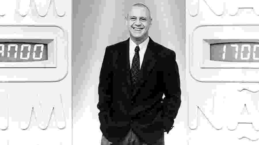 """Antonio Fagundes foi um dos primeiros apresentadores do """"Você Decide"""". Ele comandou o programa no início dos anos 90 - Eduardo França/Globo"""