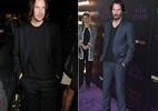 Um tom de Keanu: ator usa a mesma roupa há 25 anos e dá lição de estilo - Getty Images