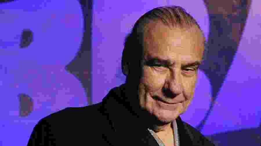O músico Bill Ward, ex-baterista do Black Sabbath - Reprodução