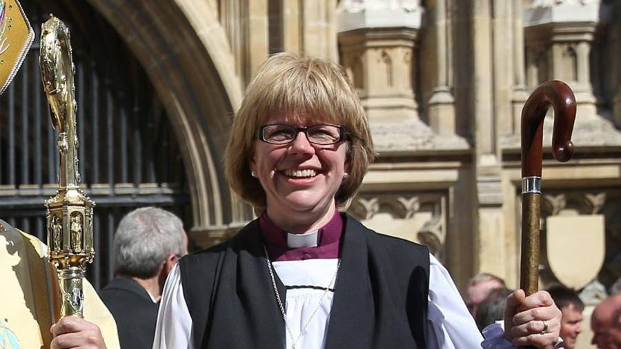 Sarah Mullally, bispa de Londres - Getty Images