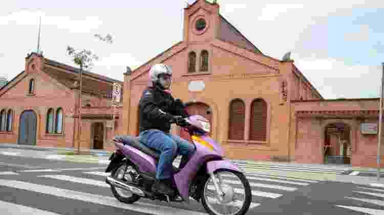 Honda Biz 100 2012 - Divulgação - Divulgação