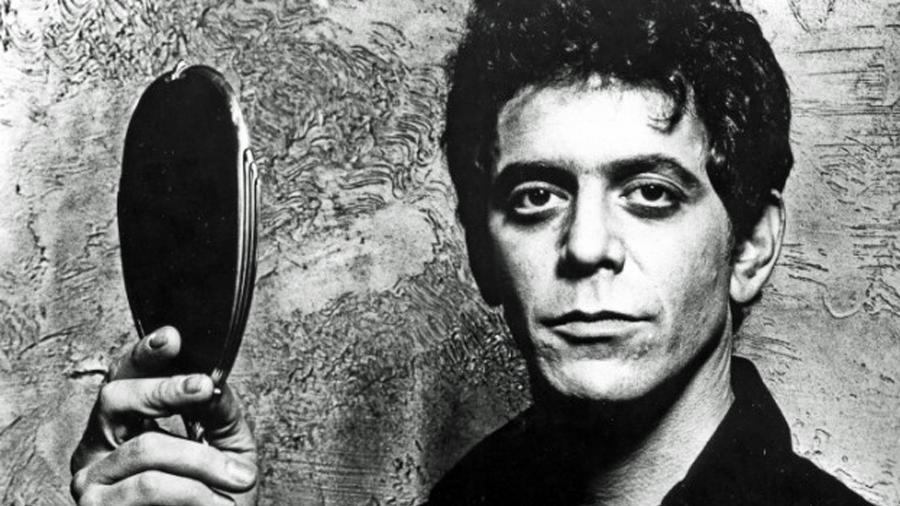 O músico Lou Reed - Reprodução