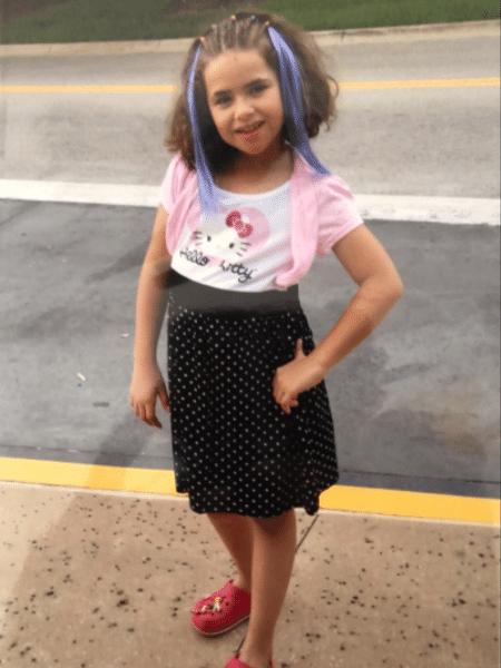 Maísa mostrou fotos pessoais de sua infância - Reprodução/Twitter
