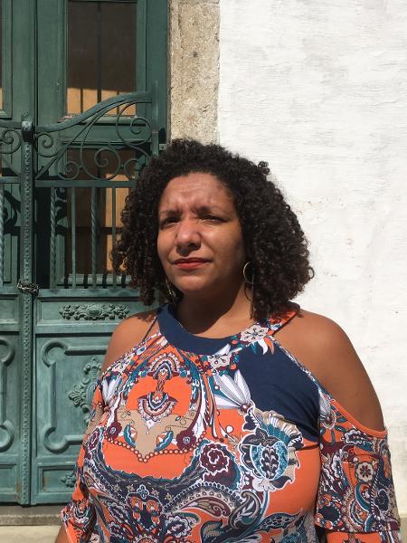 Renata Souza, chefe de gabinete da vereadora Marielle - Folhapress