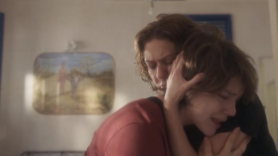 """Em """"Onde Nascem os Fortes"""", Cássia revela que não é a verdadeira mãe de Maria e Nonato - Reprodução/Globo"""