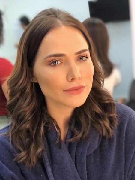 """Leticia Colin ganha novo visual em """"Segundo Sol"""" - Reprodução/Instagram"""