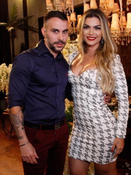 Kelly Key e o marido Mico Freitas - Marcos Ferreira/Brazil News