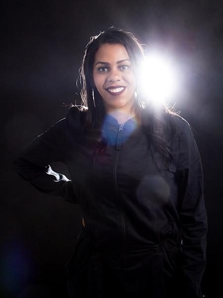Tamires estreia no palco da Expo Cristã - Divulgação