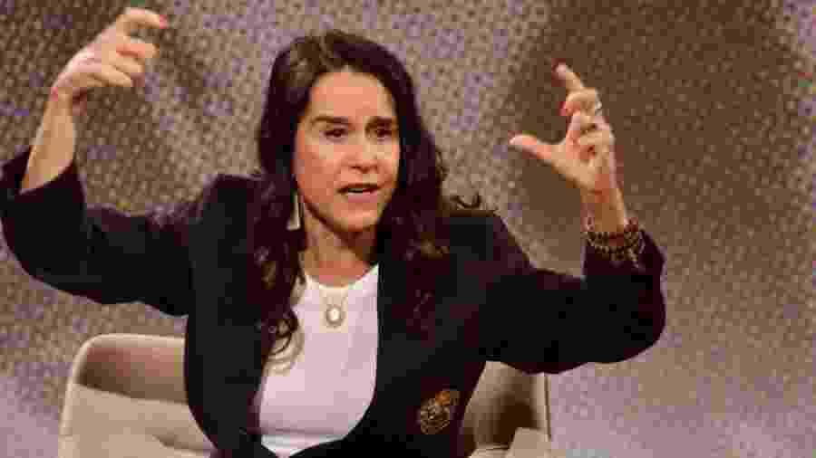 Lucélia Santos - Divulgação/TV Cultura