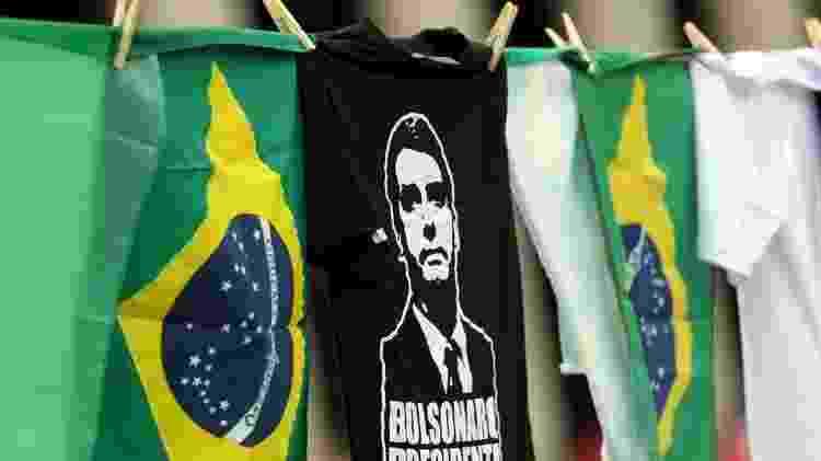 O irmão de Mariana ameaçou proibi-la de ver as sobrinhas após ela questionar o voto em Bolsonaro - Reuters - Reuters