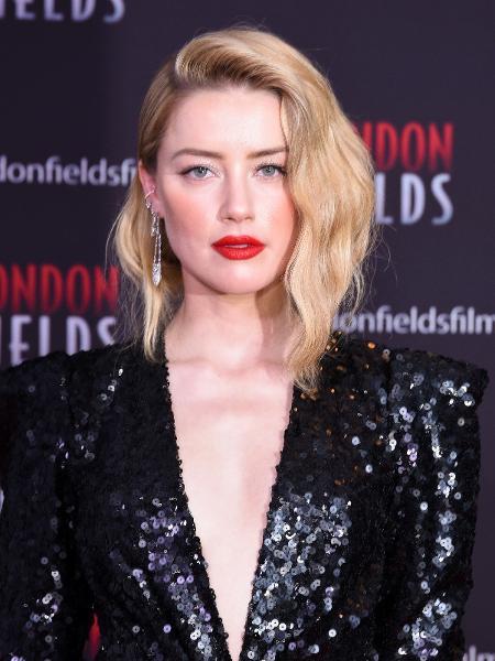 Amber Heard - Presley Ann/Getty Images