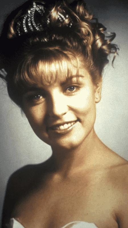 """A Laura Palmer de """"Twin Peaks"""" - Reprodução"""