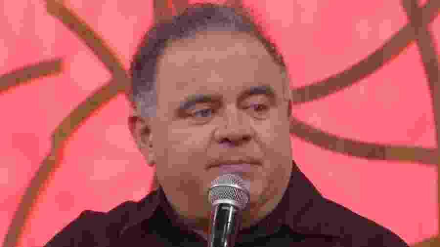 """Leo Jaime no """"Encontro"""" - Reprodução/Globo"""