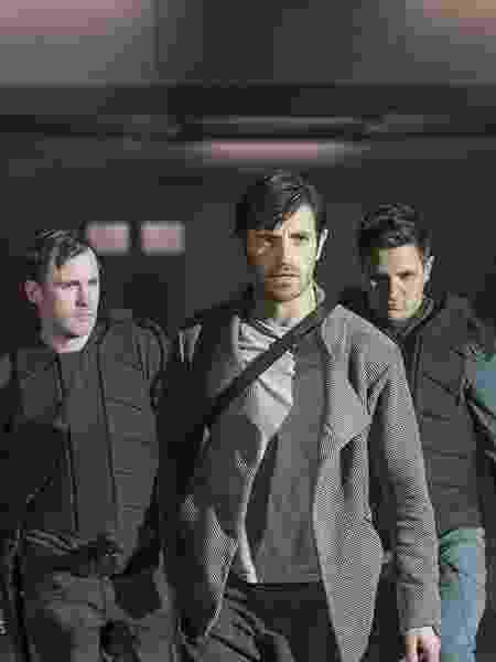 """Eoin Macken é Karl em """"Nightflyers"""" - Divulgação - Divulgação"""