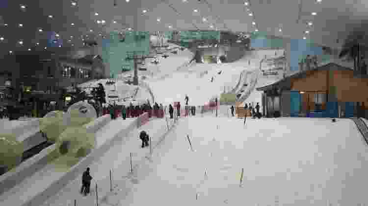 Pista de esqui Ski Dubai - Timo Tervo/www.flickr.com/photos/totervo/8144691225 - Timo Tervo/www.flickr.com/photos/totervo/8144691225
