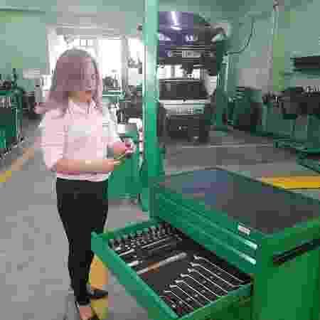 Atualmente, a rede de franquias Escola do Mecânico fatura R$ 3 milhões ao mês - Divulgação - Divulgação
