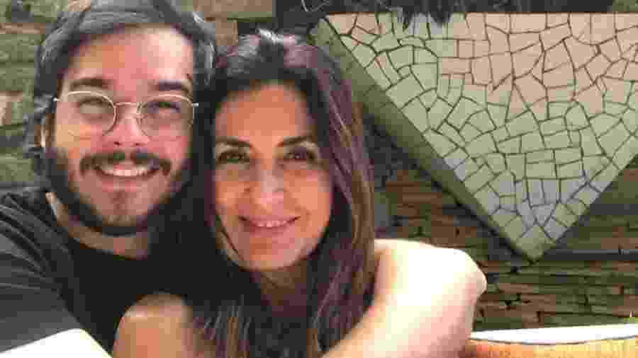 Fátima Bernardes hoje namora Túlio Gadelha - Reprodução/Instagram