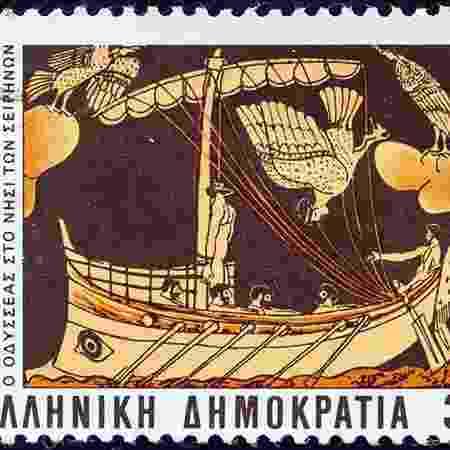 Odisseu é um dos heróis mais famosos da mitologia grega - LEFTERIS_