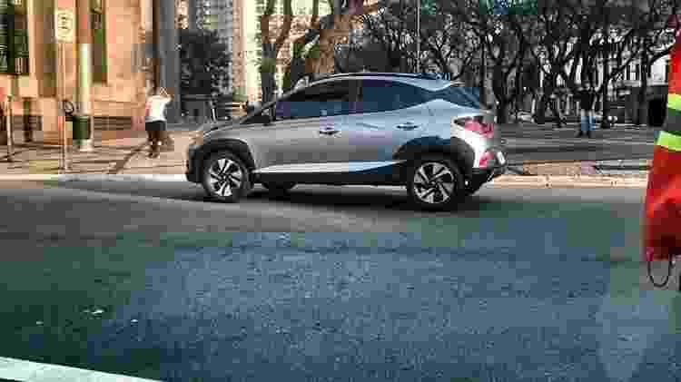 Novo Hyundai HB20X - Rômulo Rodrigues/Arquivo pessoal - Rômulo Rodrigues/Arquivo pessoal