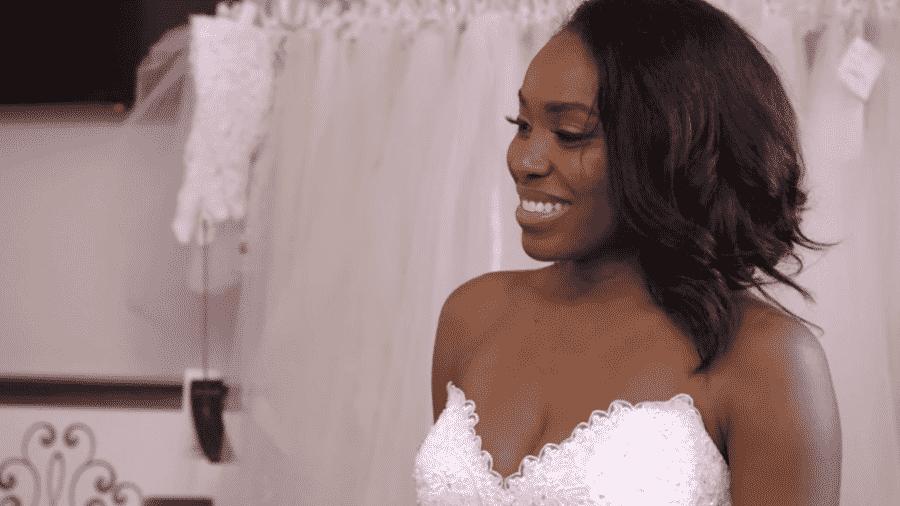 Lauren, de Casamento às Cegas, ficou noiva quatro dias depois de conhecer o futuro esposo - Reprodução / Netflix