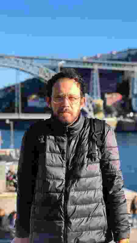 Ivan cavalcanti - Arquivo pessoal - Arquivo pessoal