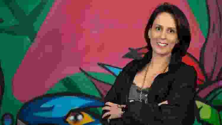 Gabriela Onofre, CMO da startup brasileira de biometria facial Acesso Digital - Divulgação