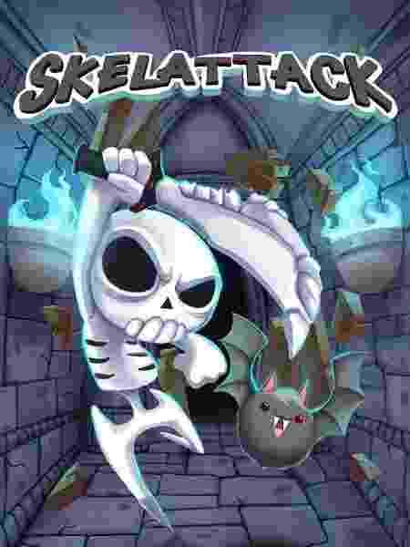 Skelattack capa - Divulgação/Ukuza - Divulgação/Ukuza