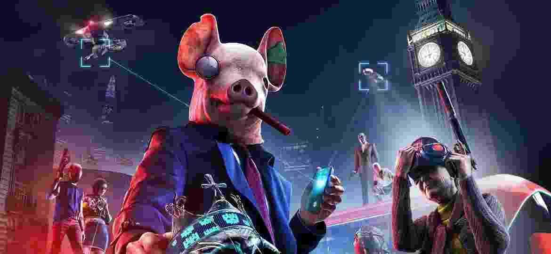 Em Legion, o jogador controla membros de uma célula rebelde acusada injustamente de executar ataques terroristas em Londres - Divulgação/Ubisoft