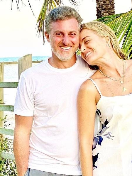 Luciano Huck e Angélica estão de férias em Trancoso, na Bahia - Reprodução/Instagram
