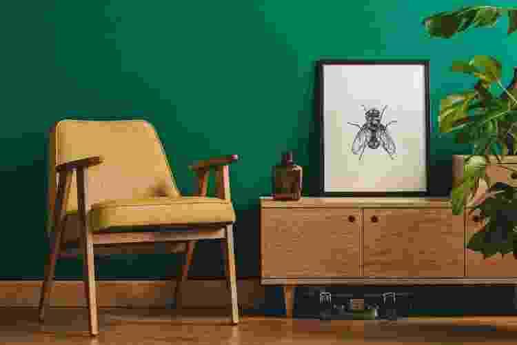 Buffets exercem função decorativa e da organização da casa - Getty Images/iStockphoto - Getty Images/iStockphoto