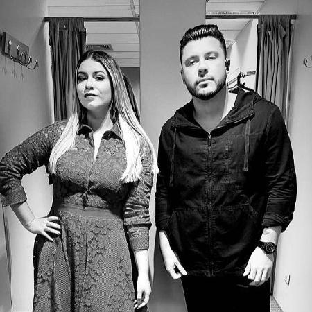 Marília Mendonça e Murilo Huff - Reprodução/Instagram