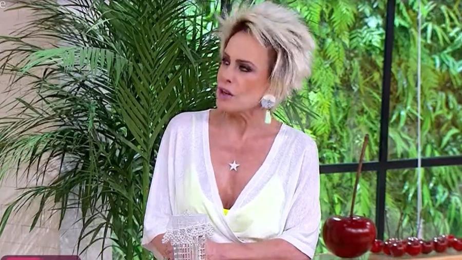 BBB 21: Ana Maria Braga repudiou comentário de Rodolffo sobre cabelo de João - Reprodução/TV Globo