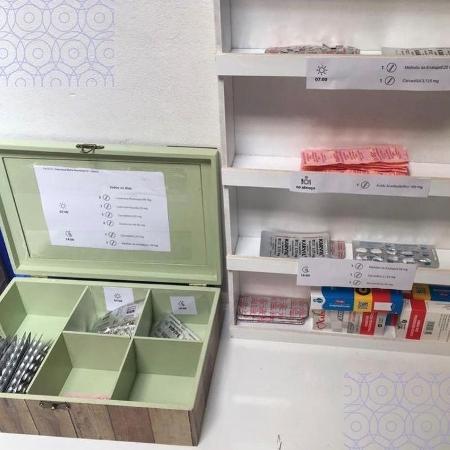 Ícones ajudam pessoas a utilizar medicamentos corretamente - Divulgação