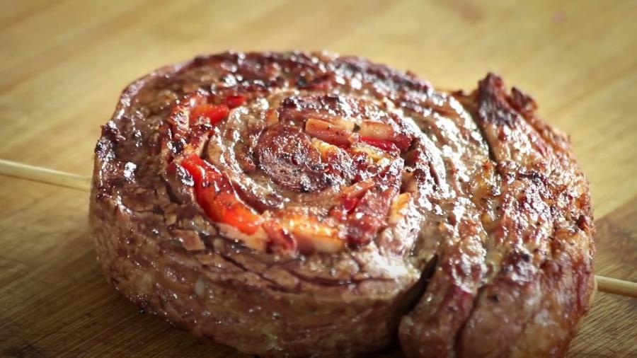 """Rechear carnes é sugestão para dar mais """"sustância"""" ao churrasco - Churrasqueadas"""