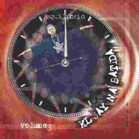 Capa de KL Jay Na Batida - Volume, 3 - Divulgação  - Divulgação