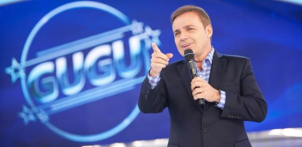 Gugu volta ao ar nesta quarta-feira (3), na Record - Edu Moraes/TV Record