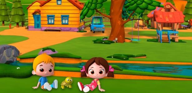 """Produzida na Turquia, animação """"Niloya"""" chega ao Brasil no serviço do Looke Kids - Divulgação"""