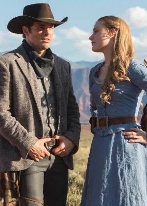 """""""Westworld"""" exibiu cena de orgia no último domingo (30) - Divulgação/HBO"""