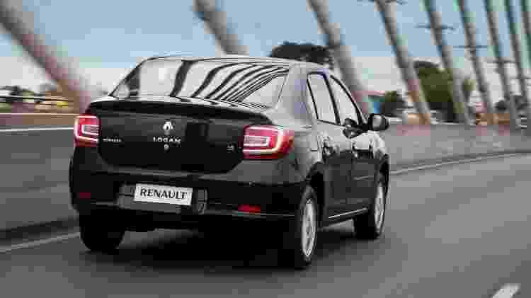 Renault Logan 1.6 SCe - Divulgação - Divulgação