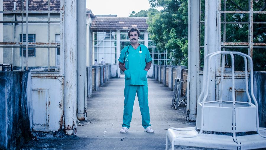 Orã Figueiredo viverá o anestesista Amir - Maurício Fidalgo/Globo