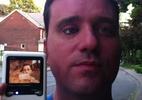 O cineasta que tem uma câmera no lugar do olho - BBC
